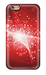 Lennie P. Dallas's Shop New Style Iphone High Quality Tpu Case/ Abstract Red Case Cover For Iphone 6 1464880K36918647