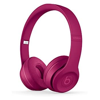 Amazon.com: Beats Solo2 Wireless On-Ear Headphone - Red