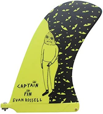 CAPTAIN FIN キャプテンフィン EVAN ROSSELL HAIRY FOOLS 10 SINGLE FIN ロングボード用フィン