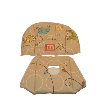 Fisher Price Home & Away 3-in-1 High Chair - Animal Krackers Collection - Replacement Pad