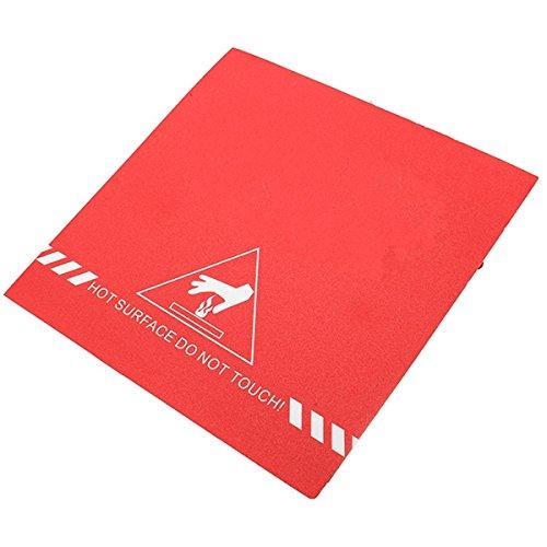 hitsan 200200mm esmerilado cama caliente Pad resistente a altas temperaturas reemplazar cinta de carrocero para impresora...