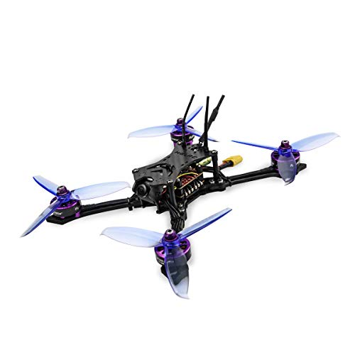 HGLRC Batman 220 220mm FPV Racing Drone with Airbus F4 OSD Flight Control Carbon Fiber Aircraft Frame GTX585 VTX Video Transmitter ELF 600TVL Sony Camera (Flysky) Review