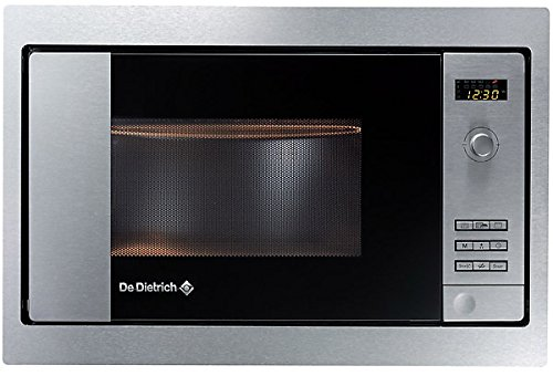 De Dietrich DME729X, 220-240 V, 50/60 Hz, 16 A, Plata/Negro, 560 x ...