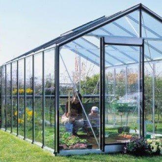 Glas Gewachshaus R307 H B Expert Plus 15 88 M Amazon De Garten