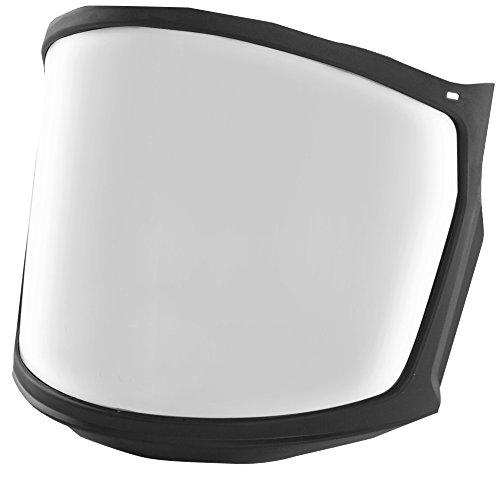 Kask WVI00008.015'Zen Ff' Transparent Out Of Polycarbonate Visor - Multicolour