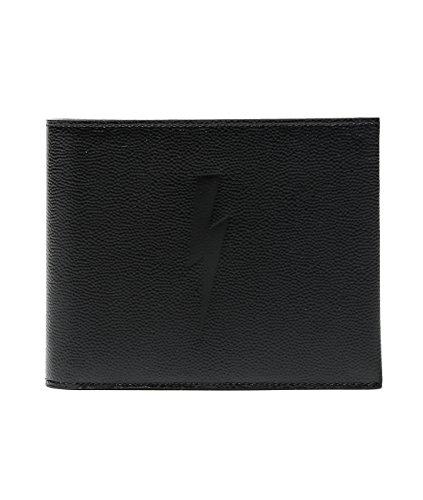 wiberlux-neil-barrett-mens-single-thunderbolt-detail-billfold-real-leather-wallet-one-size-black