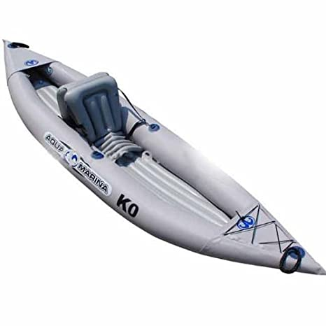 Amazon.com: Ko ocio kayak-1 person-inflatable piso (pala ...