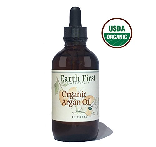 Organic Argan Oil | 4oz | Imported From Morocco | 100% Pure
