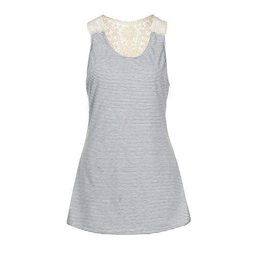 POQOQ Tank Top Women's Premium Workout Polymer Shapewear Sauna Vest for Weight Loss XXL Light -