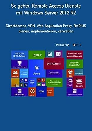 Amazon com: So gehts: Remote Access Dienste mit Windows
