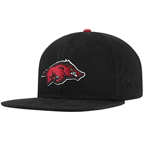 Top of the World Arkansas Razorbacks Official NCAA Adjustable League Snap Back Hat Cap 281711 (Golf State Arkansas University)