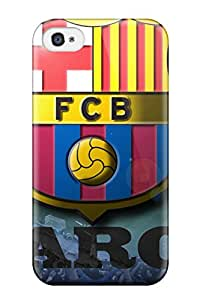 Robert Rodgers AgrBzNj13797GPVYi Case Cover Iphone 4/4s Protective Case Barcelona Fc