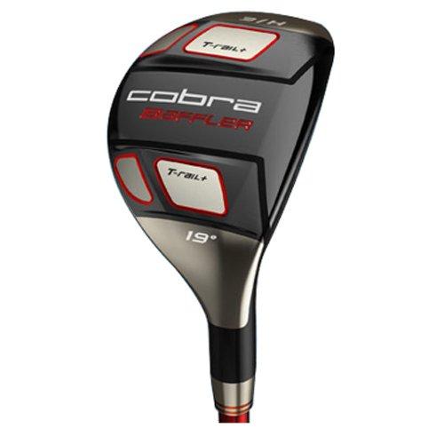 cobra golf(コブラゴルフ) BAFFLER T-RAIL+ ユーティリティー (日本シャフト社製 N.S.PRO 950GH シャフト) 番手 4H フレックス R 日本仕様 2503RSR4HA