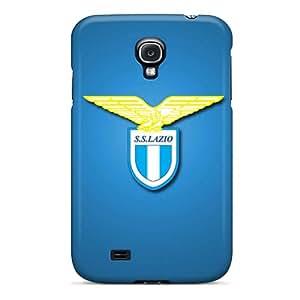 JamieBratt Samsung Galaxy S4 High Quality Cell-phone Hard Cover Custom Colorful Ss Lazio Skin [LfB10082onQl]