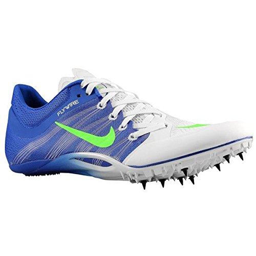 Nike Zoom JA Fly 2 Running Spikes – 15 – White