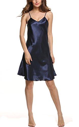 Avidlove - Camisola - para mujer Dark Blue (FBA)