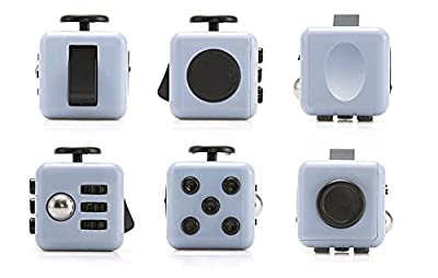 Elfin's Pocket 3 packs Fidget cube Anti-anxiety and Depression Cube