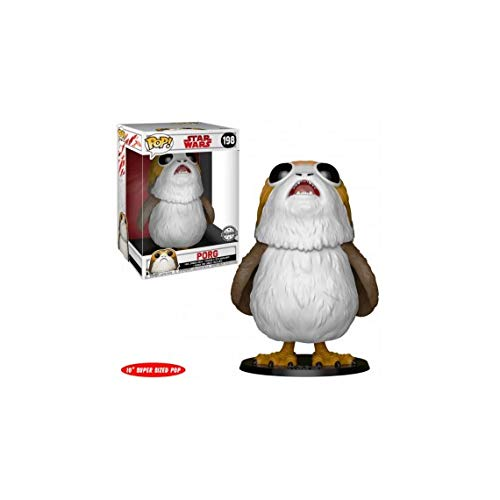 Funko POP! Exclusive Oversized 10 inch Star Wars PORG #198
