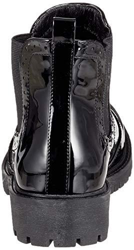 Donna Vmgloria Vero Shine black Stivali Boot Black Nero Moda Chelsea 1wwqYa5