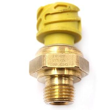 Carril de combustible sensor de presión de aceite 21634017 ...