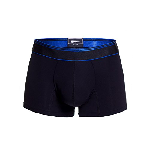 Mundo Unico Underwear For Men Microfiber Boxer Briefs Short Low Rise Athletic Breathable Shorts Ropa Interior Calzoncillos Para Hombre Black L - Low Rise Microfiber Shorts