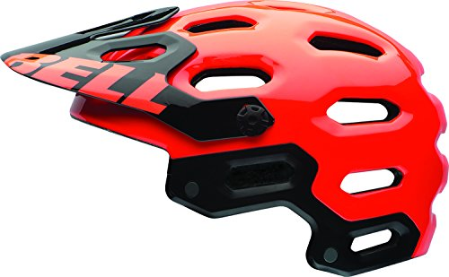 UPC 768686578342, Bell Super 2 Bike Helmet - Infrared Medium