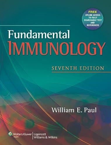 Fundamentals of immunology ebook array amazon com fundamental immunology ebook william e paul kindle store rh amazon fandeluxe Images