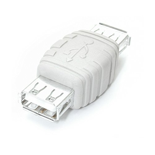Buy startech cable gender changer usb a female to usb