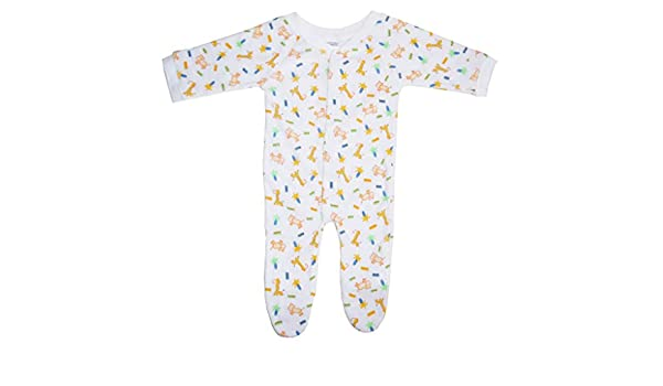 1a822931f Amazon.com: bambini One Pack Terry Sleep & Play: Clothing