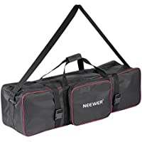 Neewer 35x10x10/90 x 25 x 25 cm Photo Studio Equipment Large Carrying Bag with Strap for Tripod Light Stand and Photography Lighting Kit(CB-05)