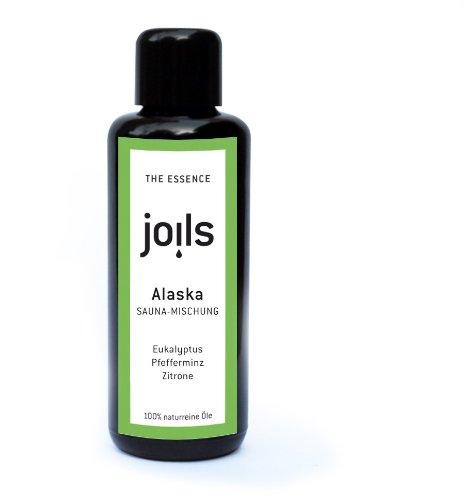 Sauna-Aufguss Alaska, naturrein, 100ml, 100% naturreines Ö l fü r Ihre Sauna JOILS