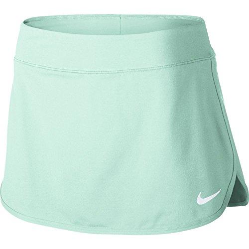 W NKCT Pure Skirt Women's Tennis Skirt, Igloo/White, Medium by Nike (Image #2)