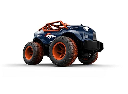 Officially Licensed NFL Remote Control  Monster Truck  Denver Broncos]()
