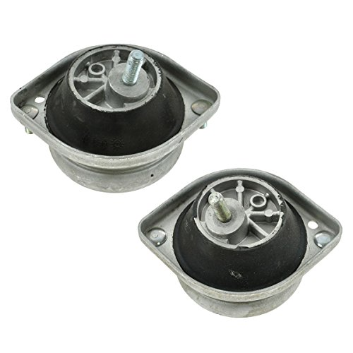 Front Engine Mount Pair Set for BMW 540 740i 740iL 750iL E38 E39
