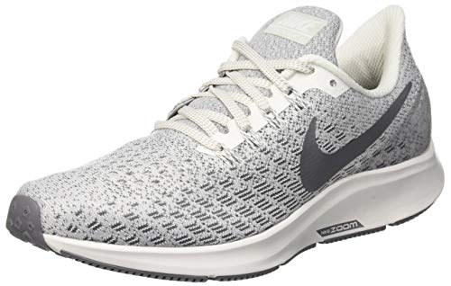 Nike Women's Zoom Pegasus 35 Running Shoe Phantom/Gunsmoke/Summit White Size 9 M US