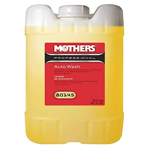 Mothers 80145 Professional Auto Wash
