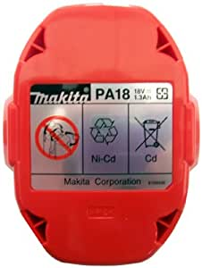 Makita PA18 - Batería 18.0V 1.3Ah Nicd