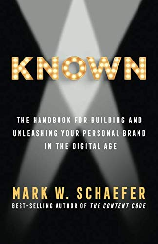 KNOWN: The handbook for building and unleashing your personal brand in the digital (Personal Finance Handbook)