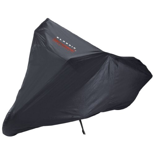 Classic Accessories 73817 MotoGear Motorcycle Indoor Dust Cover, Cruiser