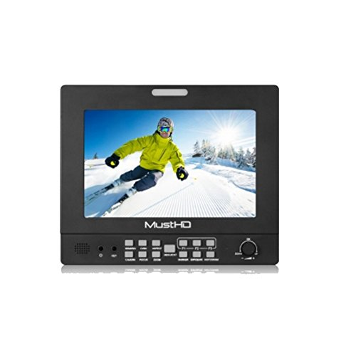 MustHD M703H | 7 Inch 1920x1200 Monitor with HDMI Input Loop Through by MustHD