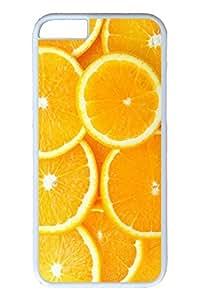 Brian114 6 plus Case, iPhone 6 plus Case - Anti-Scratch Case Bumper for iPhone 6 Plus Oranges Photo Slim Fit Case for iPhone 6 Plus 5.5 Inches