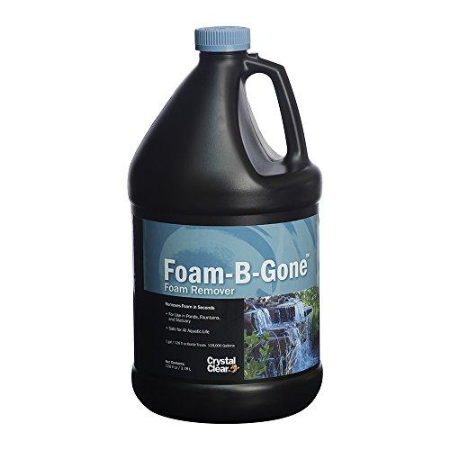 CrystalClear Foam-B-Gone, 1 gal by CrystalClear