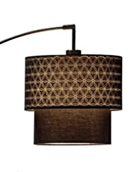 Adesso 3029-01 Gala Arc Lamp with, Smart...