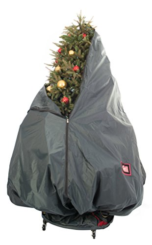 Tree Keeper Premium Holiday Christmas PRO Decorated Tree Storage Bag With Rolling Stand by TreeKeeper