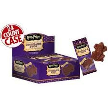 Harry Potter Chocolate Frog - 24 count Box