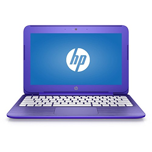 2017 HP Stream 14″ Flagship Laptop Computer, Intel Celeron N3060 up to 2.48GHz, 4GB RAM, 32GB SSD, Wifi, Bluetooth, Webcam, USB 3.0, Windows 10 Home, Purple (Certified Refurbished)