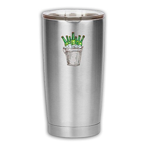 Cool Beer 600 Stainless Steel Car Cup Home