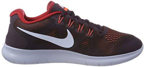 Nike Mens Libera Rn 2017 Scarpa Da Corsa Nero / Blu Di Idrogeno-resistente Rosso 13 D (m) Ci