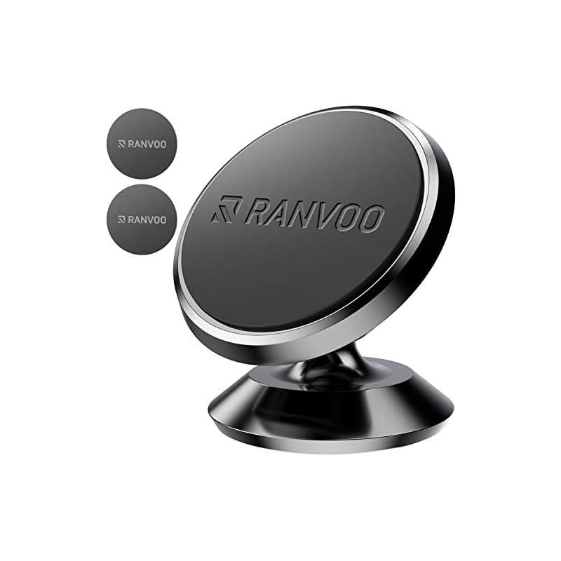 Magnetic Car Phone Mount, Ranvoo Univers