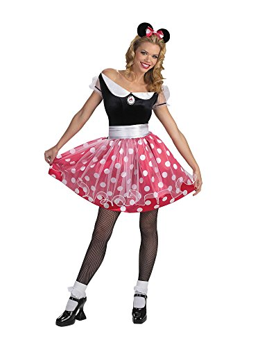 Minnie Mouse Adult Costume -